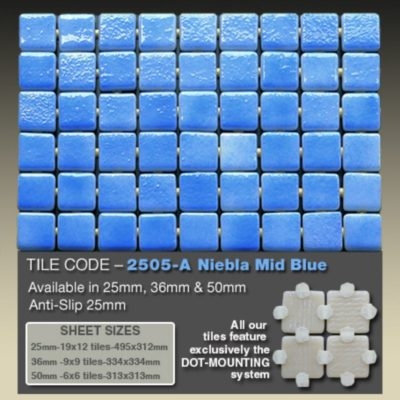 2505 A Niebla Mid Blue