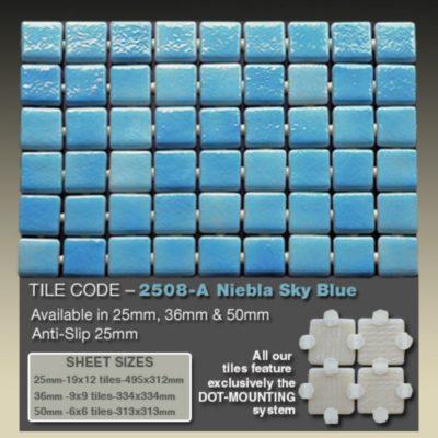 2508 A Niebla Sky Blue