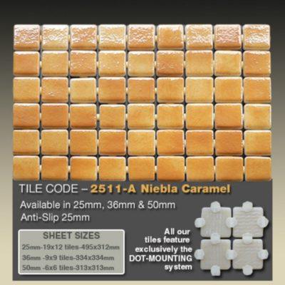 2511 A Niebla Caramel
