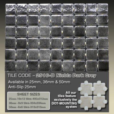 2516 B Niebla Dark Grey