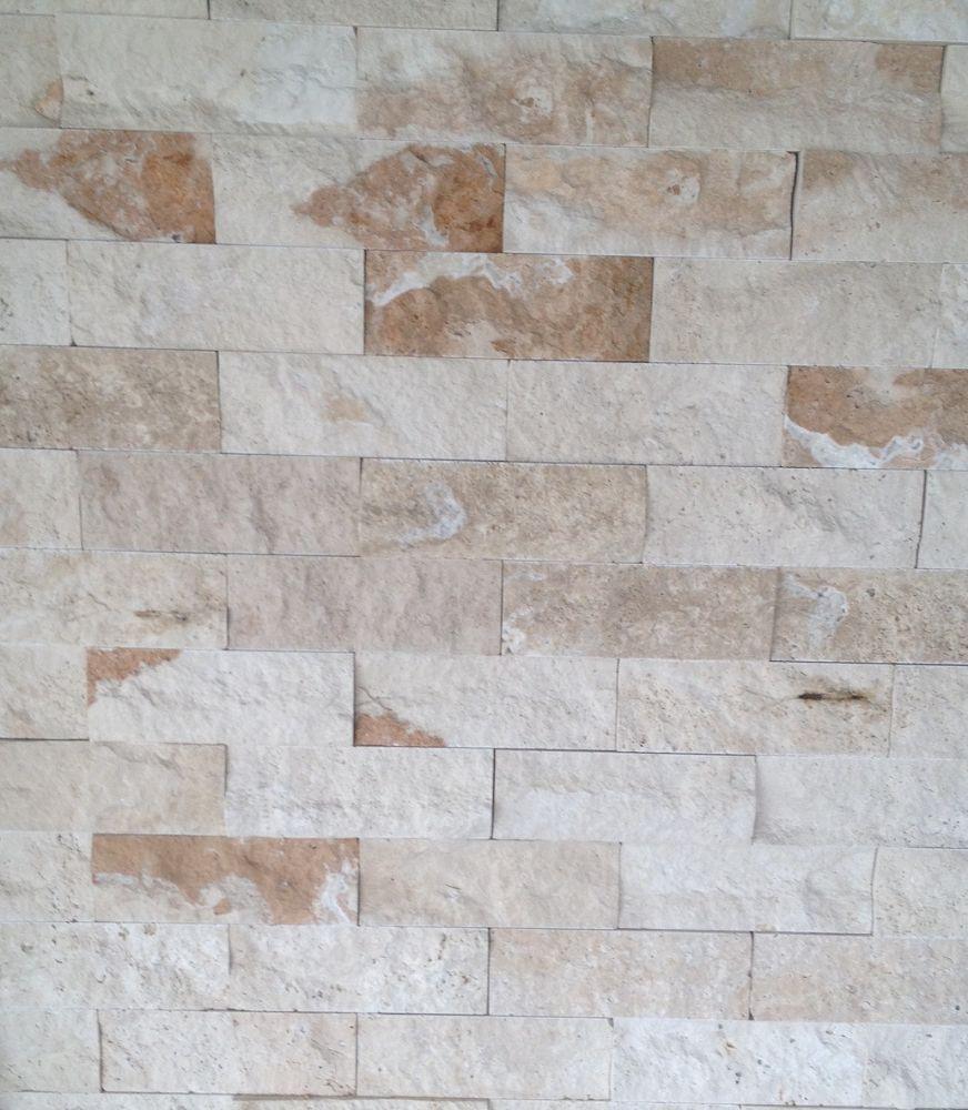 Limestone Desert Sand Splitface Rockface Cladding